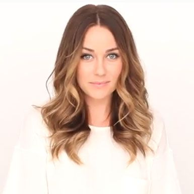 Lauren Conrad's waves
