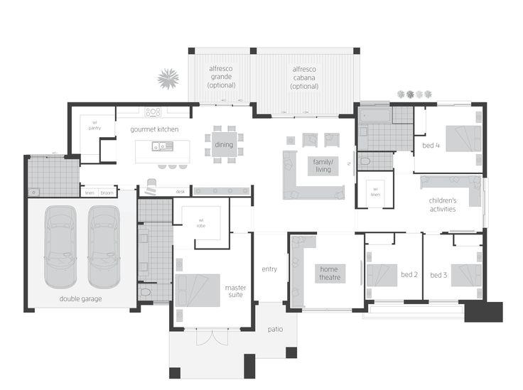 Esperance - Floor plan