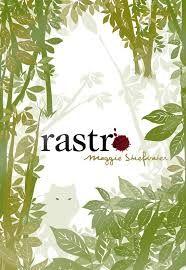"""Rastro"" de Maggie Stiefvater"