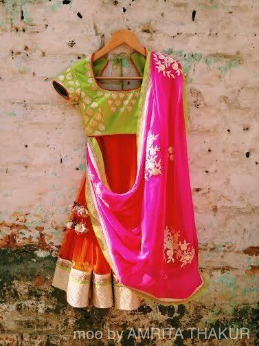 Amrita Thakur Info & Review | Bridal Wear in Delhi NCR | Wedmegood
