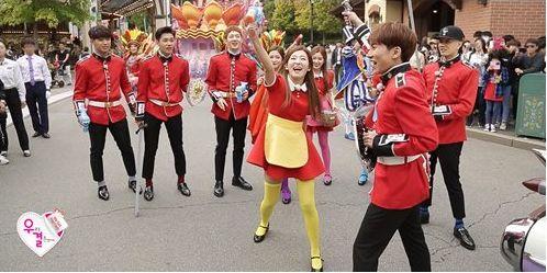 """Red Velvet and BTOB Members Pair Up on """"We Got Married"""""""
