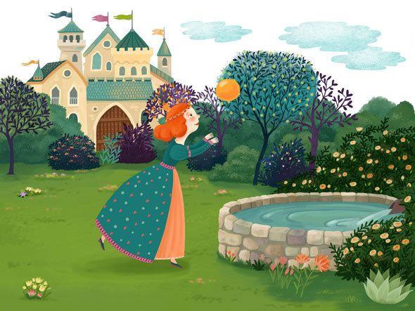 Princess and the Frog / Livia Coloji