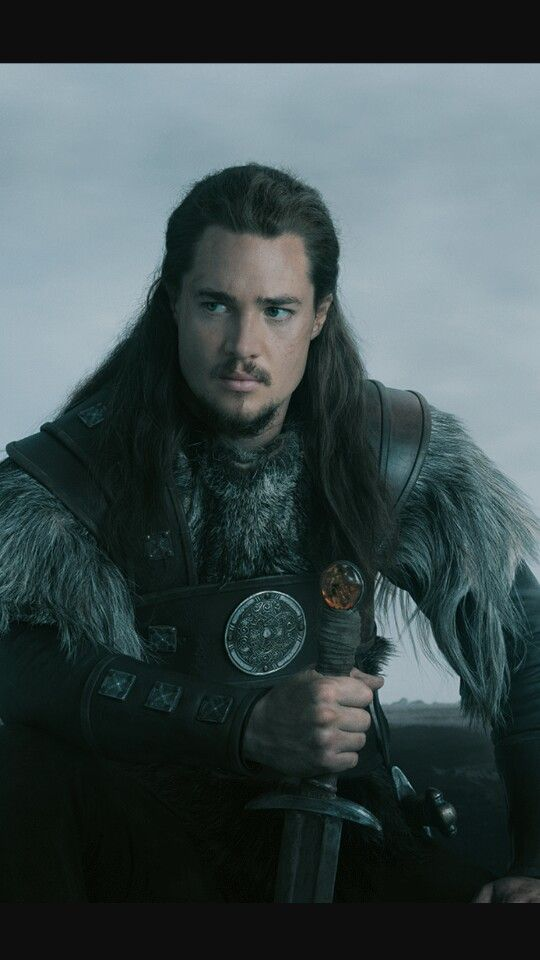 The Last Kingdom - Alexander Dreymon. I love this series and this hunk of man!