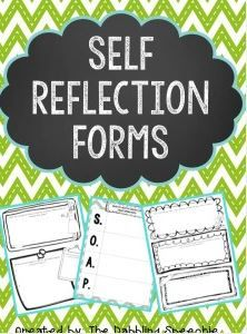 Career Development Tip: SLP Self Reflection Forms - pinned by PediaStaff - Please Visit  ht.ly/63sNt for all our ped therapy, school & special ed pins