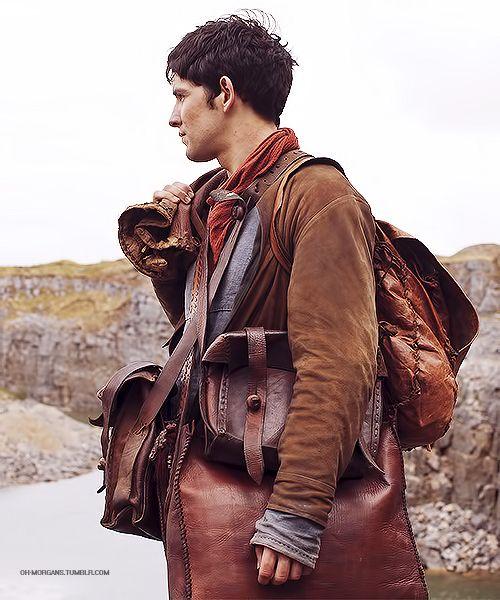 Colin Morgan As Merlin Via Http Oh Morgans Tumblr Com