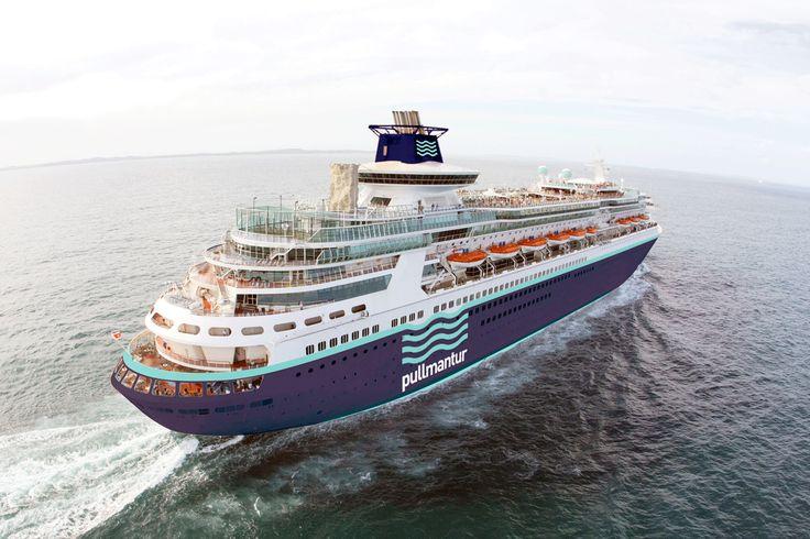 Cruceiros de Inverno. La empresa lanzará el próximo año un crucero por el círculo polar ártico para disfrutar de los días sin noche