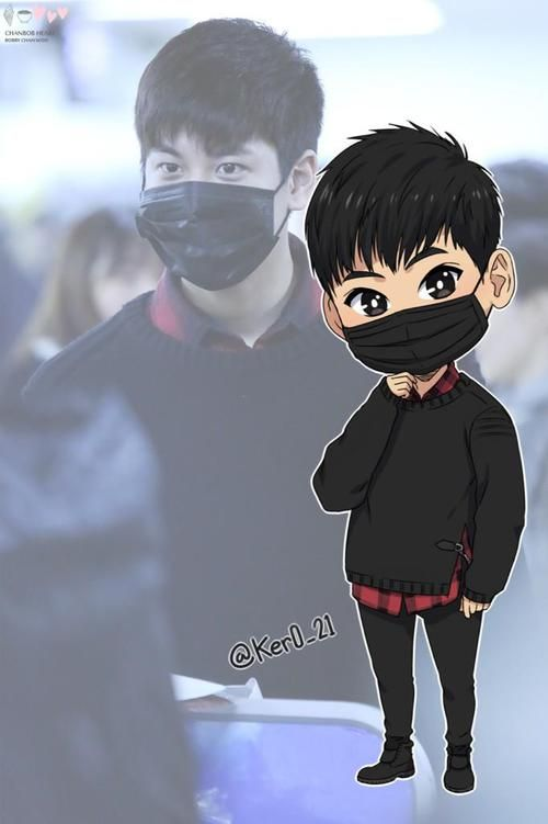 ChiBi : Photo ikon chanwoo