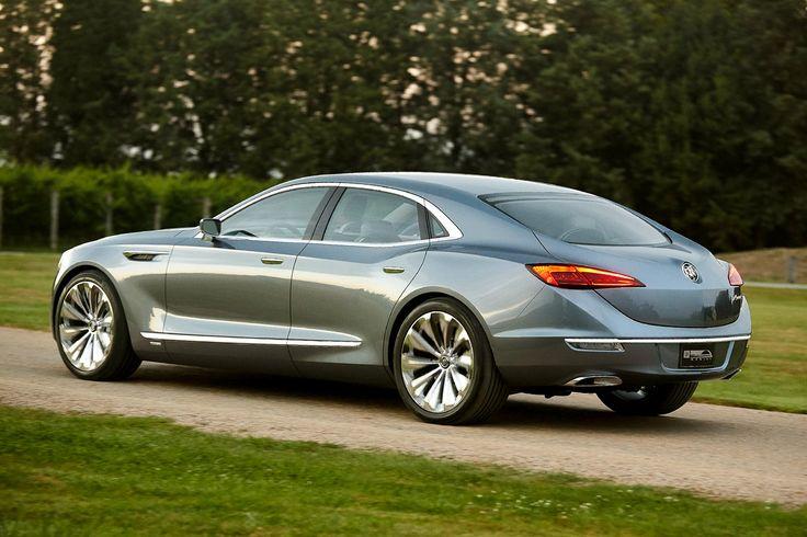 2015 Buick Park Avenue   Revival for Buick Park Avenue 1991-1996 with concept Avenir 2015
