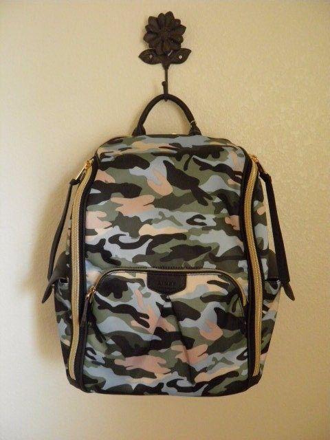 AIMEE KESTENBERG ~ Rome Camo Backpack ~ NWT $128 #AimeeKestenberg #Backpack