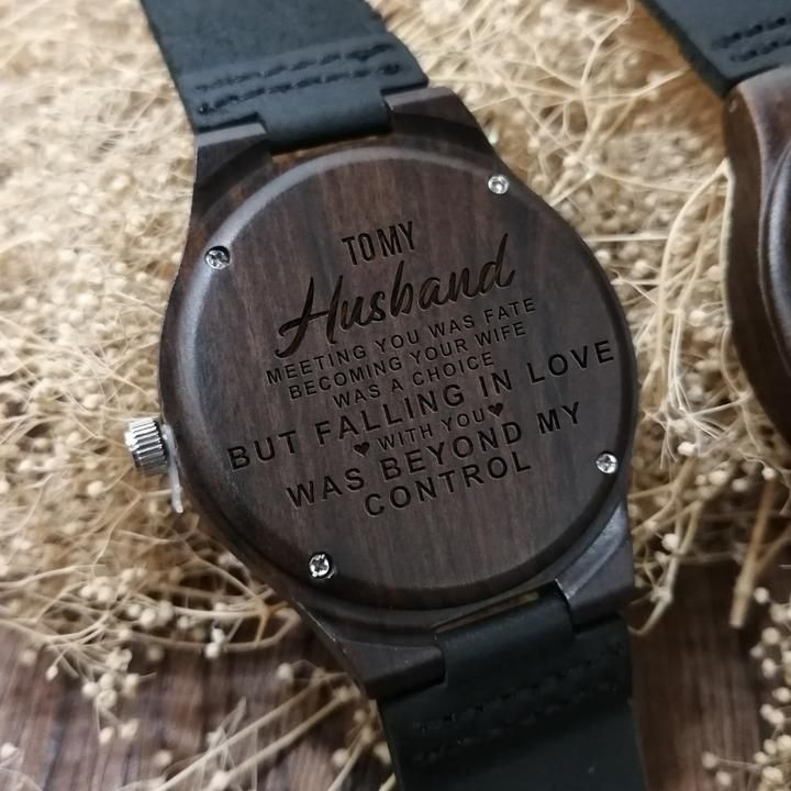 Love The Idea Of Custom Engraved Gifts But Don T Quite Know What To Say We Can Help Give Your Hus Watches For Men Best Watches For Men Custom Engraved Gifts