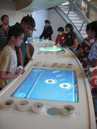 cool museum interactives - Google Search
