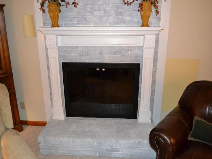 Fireplace Makeover Maintaining Ideas ~ http://lovelybuilding.com/fireplace-makeover-maintaining-ideas-maintaining-ceramic-tile-fireplace/