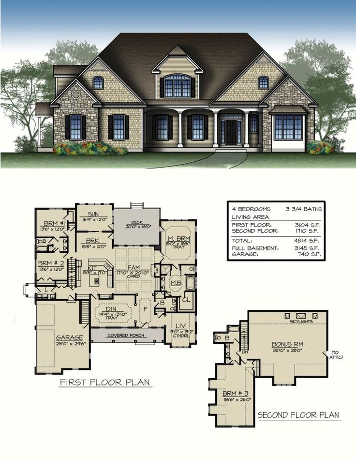 1000 ideas about ranch floor plans on pinterest house for 4000 sq ft