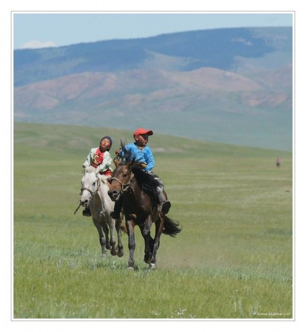 Noord Mongolie