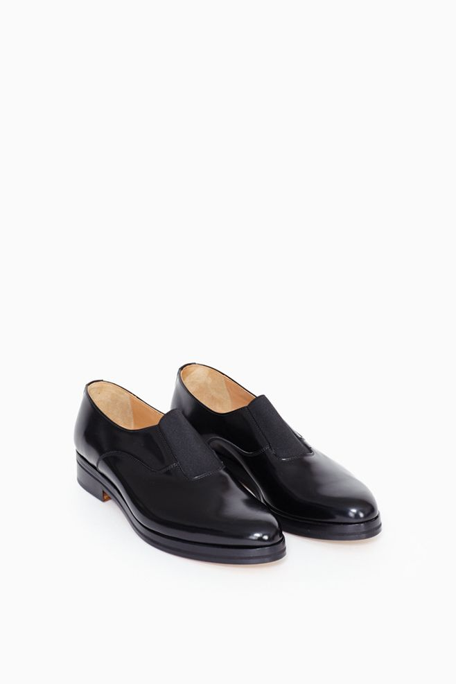 Maison Martin Margiela Slip On Derby (Black)
