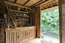 HIDEOUT BALI - Eco Bamboo Home