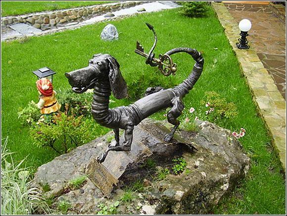 Скульптура Ключи от счастья, автор Ольга. Артклуб Gallerix