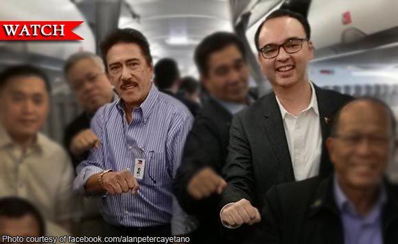 Senator Tito Sotto: Senator Alan Peter Cayetano a big loss for the Senate of the Philippines