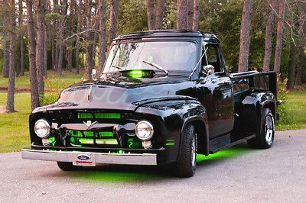 31 best 1954 ford pickup build ideas images on Pinterest ...