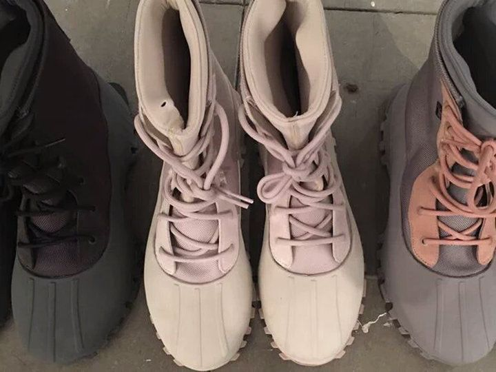 NEW Yeezy Season 3 Sneakers Revealed! (Yeezy 550 & 1050 Boot)