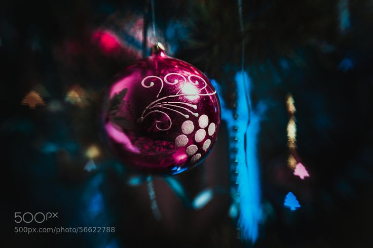 Christmas-tree decorations. by Ruslan117