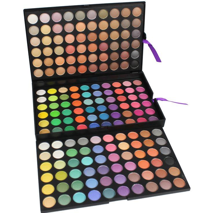 180 Color Eyeshadow Palette. . . It would be soo nice!!