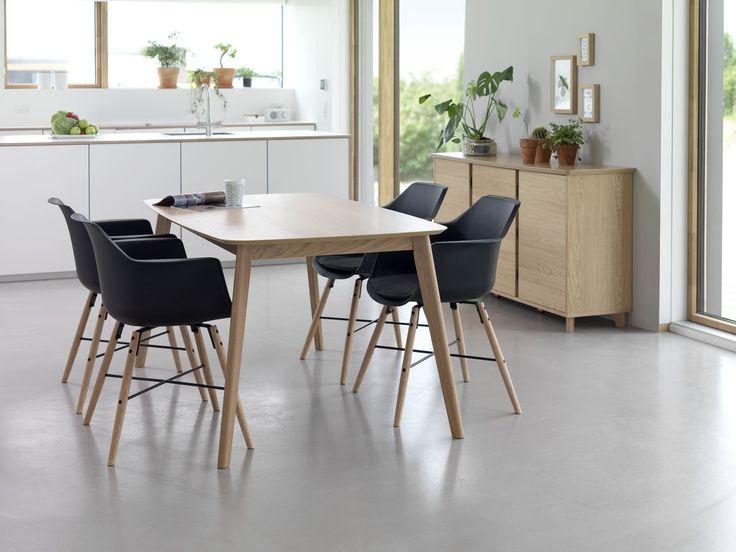 SEM tuolit ja BREDEBRO pöytä. Täydelliset yhdessä.