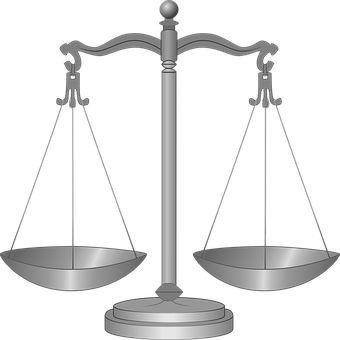 Échelles, L'Équilibre, Symbole