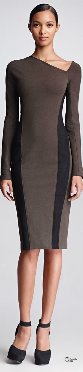 Donna Karan. #Fashion #Women_Style @N17DG