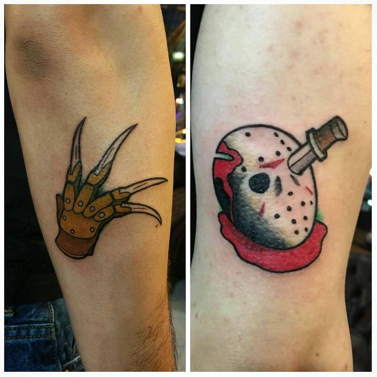 Freddy & jason