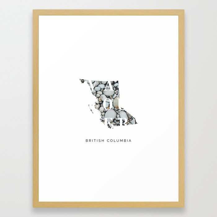 Buy #vancouver #BritishColumbia Framed #art #print by theblueboyclub. Worldwide shipping available at Society6.com. Just one of millions of high quality products available.