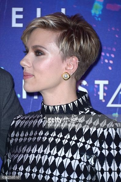 Scarlett Johansson attends the Paris Premiere of the Paramount... News Photo | Getty Images