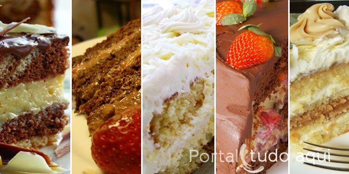 Veja nesta matéria a nossa seleção especial de bolo de aniversário simples e barato: Top 10 receitas mais pedidas!