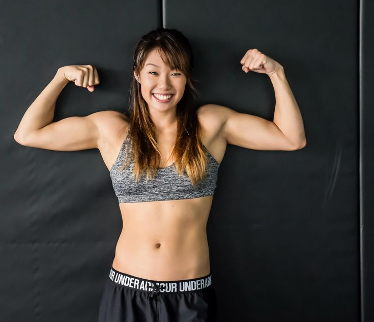 Started fighting at age 3 and aiming to be the first female MMA Champ. Who is she? - Unzippedtv
