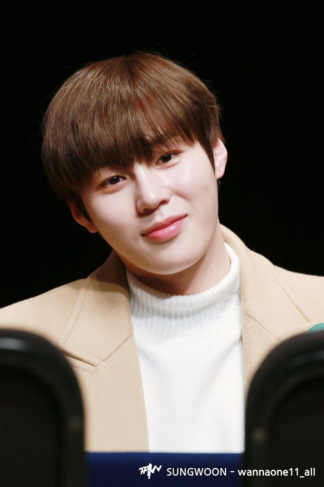 181117 Ha Sungwoon at Fansign