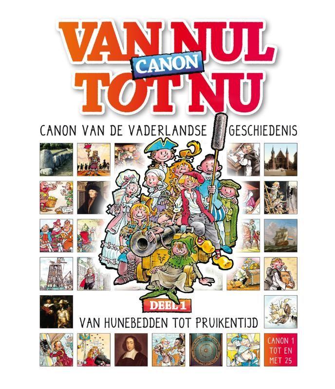 Van toen tot nu 1 Van hunebed tot planetarium - Robbert Damen - 9789047802396 | Boek.net
