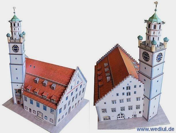 867 best images about paper architecture on pinterest ho - Mobel ravensburg ...