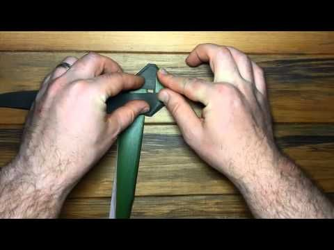 ▶ Raranga Putiputi - How to make a Rose out of Flax with one strip - YouTube