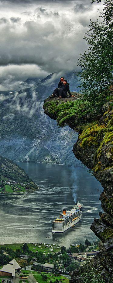UAU!!!!! Noruega