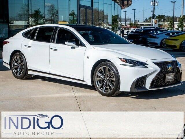 2018 Lexus Ls 500 F Sport In 2020 Lexus Ls Lexus Automobile