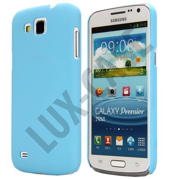 Slim Series (Lys Blå) Samsung Galaxy Premier Deksel
