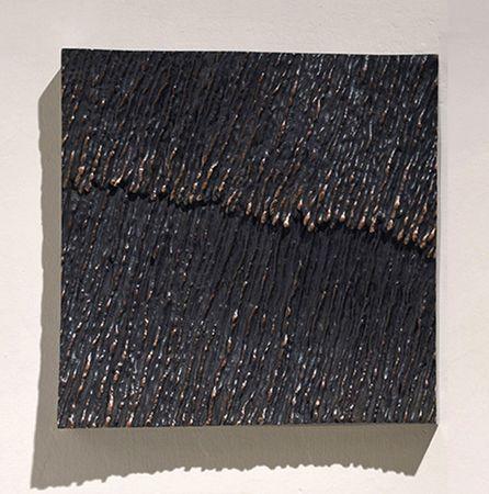Jasan Zoubek, plastika kov