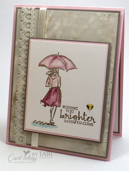 FMS269, SSC143 Encouragement Card by Jari - Cards and Paper Crafts at Splitcoaststampers