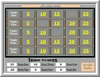 Powerpoint games and game templates classroom ideas for Wheel of fortune board template