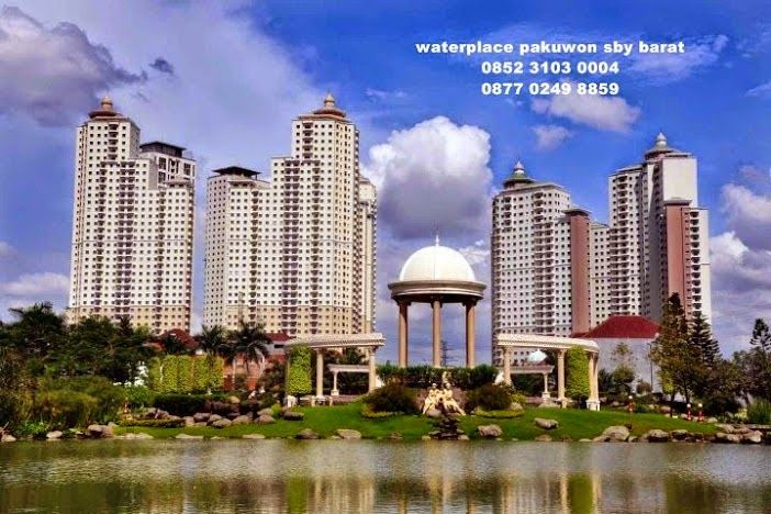 waterplace Surabaya : apartemen,kondominium,penthouse semua siap huni di kembangkan oleh developer raksasa di surabaya by pakuwon group hub 085231030004/087702498859