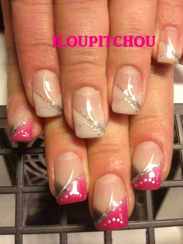 Modele ongles vernis permanent - Photo ongle gel ...