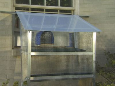 Diy Network Instructions To Build An Outdoor Window Perch
