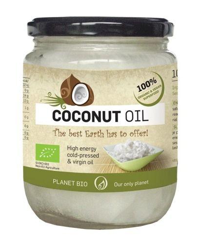 Organiczny olej kokosowy 500g. | Produkty kokosowe SUPERFOOD Superfood Nowości Energia Szczupłość Sport Uroda www.thenaturefarm.pl