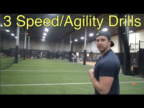3 Speed And Agility Training Drills To Help You Run Faster