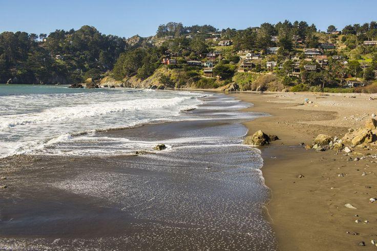 Muir Beach, Marin County - ELLEDecor.com 15 Calif.beaches to visit. http://www.elledecor.com/life-culture/travel/g9242924/california-beaches/?src=nl&mag=edc&list=nl_edn_news&date=041717&slide=10